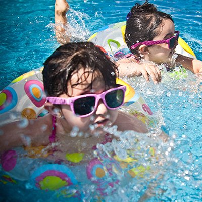 Willow Park North Swimming Pool master-planned community
