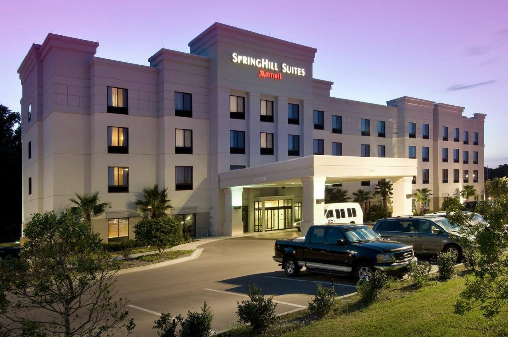 Willow Park North Springhill Suites Hotel